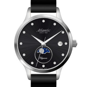 Atlantic Watches Elegance Moonphase Ladies Collection
