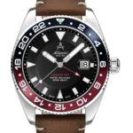 Atlantic Watches Mariner Quartz GMT Collection
