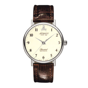 Atlantic Watches Seacrest Ladies Mechanical Cream