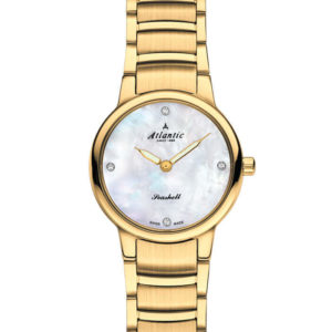 Atlantic Watches Seashell Mother-Of-Pearl Ladies Quartz