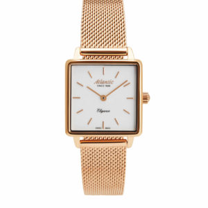 Atlantic Watches | Elegance Square Ladies Collection
