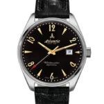 Atlantic Watches Worldmaster Art Deco Mechanical