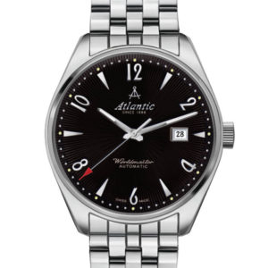 Atlantic Watches Worldmaster Art Deco Automatic