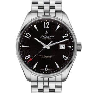Atlantic Watches Worldmaster Art Deco Automatic