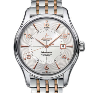 Atlantic Watches Worldmaster Chrono Big Date Quartz
