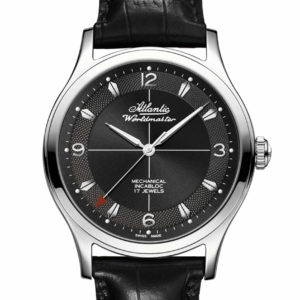 Atlantic Watches Worldmaster Original Mechanical Handwinding