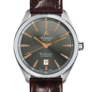 Atlantic Watches Worldmaster 1888 Classic 2 Automatic Collection 2020