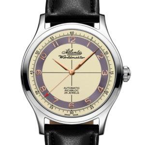 Atlantic Watches Worldmaster Original Automatic