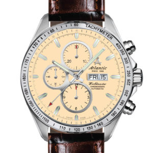 Atlantic Watches Worldmaster Chronograph Collection