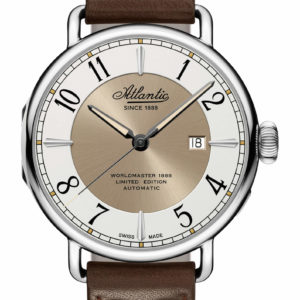 Atlantic Watches Worldmaster 1888 130 Years Limited Edition