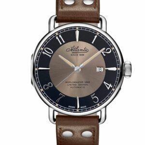 Atlantic Watches Worldmaster 1888 130 Years Limited Edition