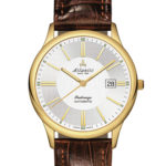 Atlantic Watches Seabreeze Gents Automatic Yellow Gold PVD