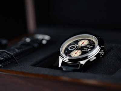 Atlantic Watches Worldmaster 1888 Limited Edition 2020